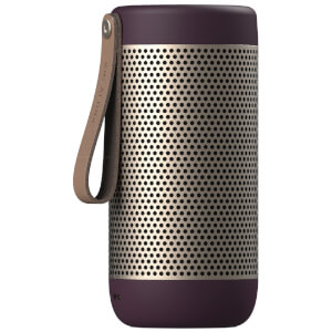 Kreafunk aCOUSTIC Bluetooth Speaker - Urban Plum