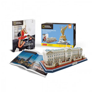 National Geographic - Buckingham Palace 3D Jigsaw Puzzle