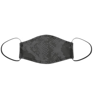 Snake Print Face Mask
