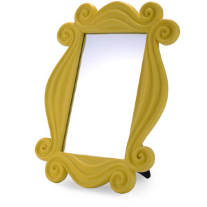 Exclusive Friends Yellow Door Frame Mirror