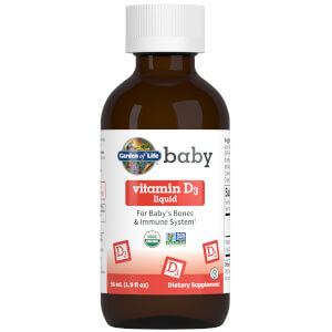 Garden of Life Organic Baby - Vitamin D3 - 56ml