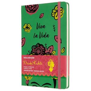Moleskine Frida Kahlo Limited Edition Notebook - Viva La Vida