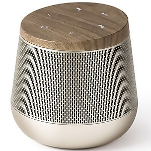 Lexon Miami Sound Bluetooth Speaker - Soft Gold