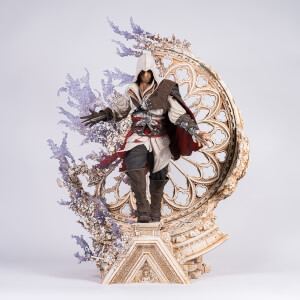 PureArts Assassin's Creed Animus Ezio 1:4 Scale Statue