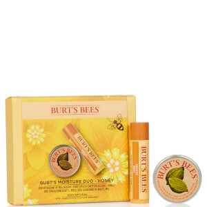 Burt's Bees 100% Natural Moisture Duo Gift Set, Honey