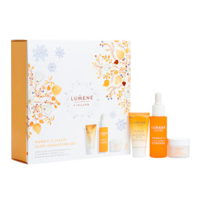 Lumene NORDIC-C [VALO] Glow Enhancing Gift Set (Worth £38.55)