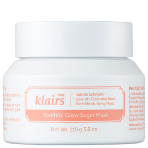 Dear, Klairs Youthful Glow Sugar Mask 110g