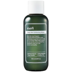 Dear, Klairs Daily Skin Softening Water 500ml