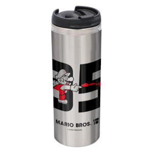 Fire Mario Thermal Flask - Super Mario Bros. 35th Anniversary