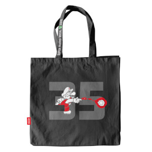 Fire Mario Tote Bag - Super Mario Bros. 35th Anniversary