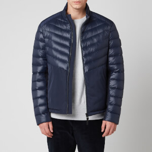 Mackage Men's Neal Light Down Jacket - Navy