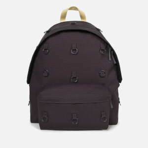 Eastpak Men's X Raf Simons Loop Padded Pak'R Backpack - Anthracite/Yellow