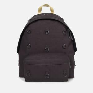 Eastpak Men's X Raf Simons Loop Padded Pak'R Backpack - Anthracite/Yellow