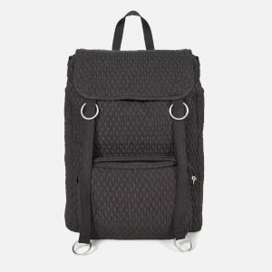 Eastpak Men's X Raf Simons Topload Loop Backpack - Black Matla