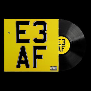 Dizzee Rascal - E3 AF LP