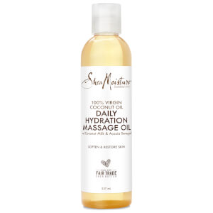Shea Moisture 100% Vigin Coconut Oil Massage Oil 237ml