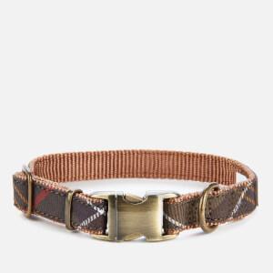 Barbour Casual Tartan/Webbing Collar - Classic