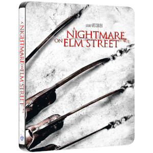 Nightmare on Elm Street - Zavvi Exclusive Steelbook