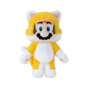 Cat Mario Soft Toy - Nintendo Tokyo Exclusive Collection (Model-C)
