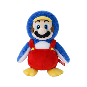 Penguin Mario Soft Toy - Nintendo Tokyo Exclusive Collection (Model-D)