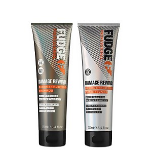 Fudge Damage Rewind Reconstructing Shampoo and Conditioner 250ml