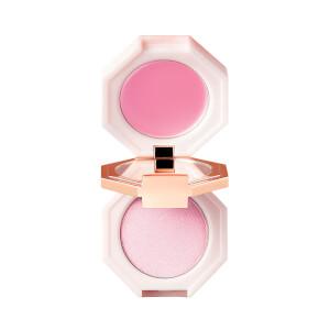 Dear Dahlia Blooming Edition Paradise Dual Palette/Blusher Duo - Petal Princess 4g