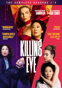 Killing Eve: Seasons 1-3