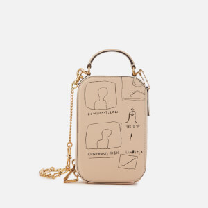 Coach 1941 Women's Coach X Basquiat Alie Camera Bag - Ivory