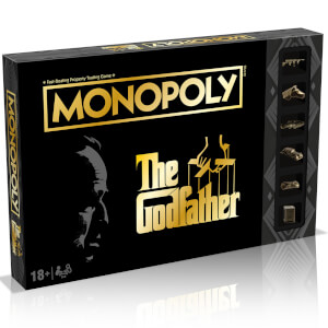 Monopoly Board Game - The Godfather Edition