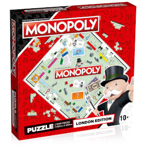 London Monopoly Jigsaw