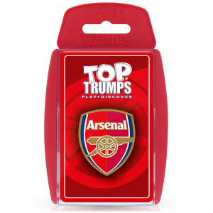 Top Trumps Card Game - Arsenal FC Edition