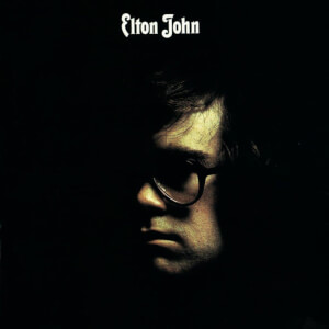Elton John - Elton John Limited Edition Gold LP
