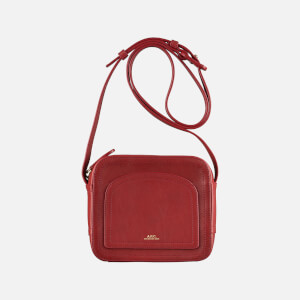 A.P.C. Women's Louisette Bag - Dark Red