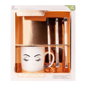 brushworks Bright Eyes Brush Set