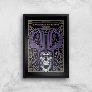 Dungeons & Dragons Dungeon Master Giclee Art Print
