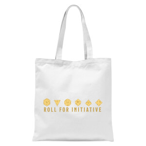 Tote Bag Dungeons & Dragons Celestial - Bianco