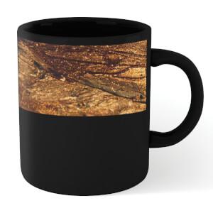Gold Mug - Black