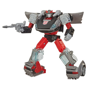 Hasbro Transformers War for Cybertron Bluestreak Action Figure