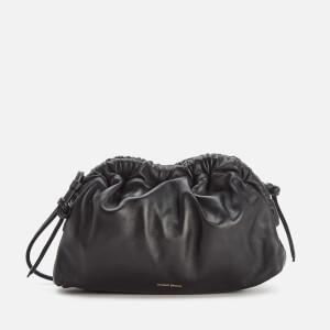 Mansur Gavriel Women's Mini Cloud Clutch Bag - Black/Flamma