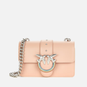 Pinko Women's Love Mini Icon Simply 1 Bag - Powder Pink