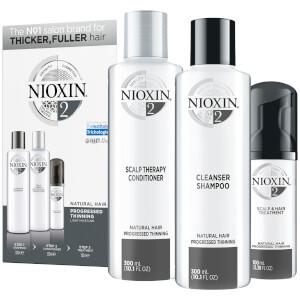 NIOXIN System 2 Trio (Worth $134.00)