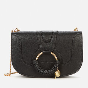 See By Chloé Women's Hana Chain Shoulder Bag - Black
