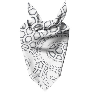 Snake Like Dog Bandana