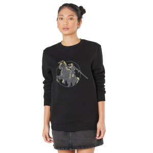 Legend Of Zelda Link Unisex Sweatshirt - Black