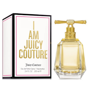 I am Juicy Couture Eau de Parfum (Various Sizes)