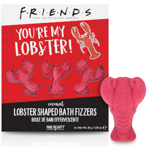 Friends 'You're My Lobster' Bath Fizzers