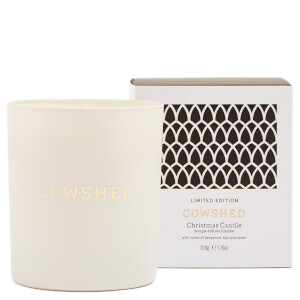 Cowshed Limited Edition Christmas Candle 220g