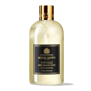 Molton Brown Vintage with Elderflower Bath and Shower Gel