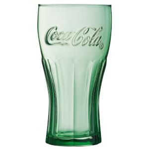 Coca-Cola Genuine Contour Glass (Pack of 4)
