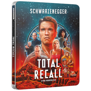 Total Recall (30-jähriges Jubiläum) - Limited Edition 4K Ultra HD Steelbook